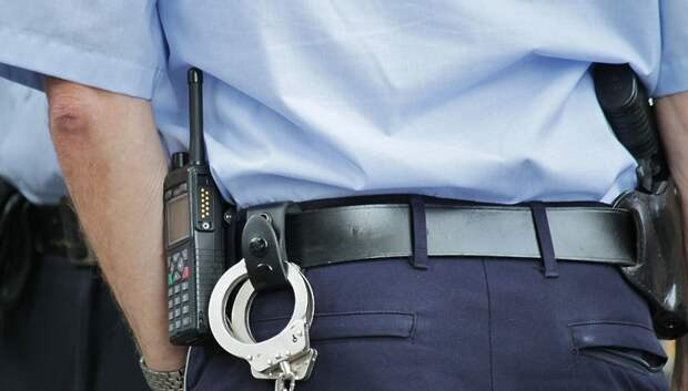 В Подольске задержан мужчина, повредивший телефон стоимостью более 48 тыс руб