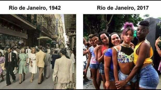 Порочный круг в США, оккупация Нидерландов и бразилизация Запада