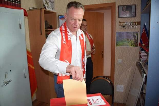 Кияшко примет участие в выборах губернатора Севастополя как простой избиратель