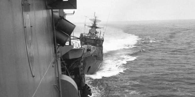 """Что """"столкновение"""" произошедшее 33 года назад в Черном море говорит о будущем противостоянии ВМС США с флотами России и Китая"""
