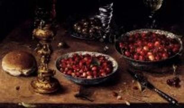 Современное искусство: Тайные символы на натюрмортах: О чём могут рассказать фрукты, цветы, свечи и другие предметы