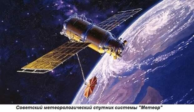 Этот день вистории: 1966 год— запуск первого советского метеоспутника