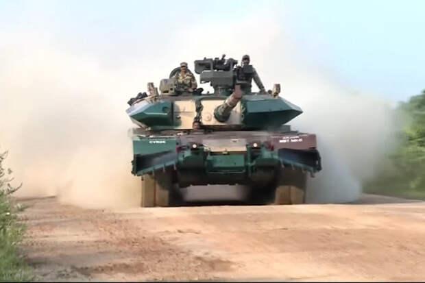 Сможет ли индийский Arjun Mk.1A противостоять Т-80УД и VT-4