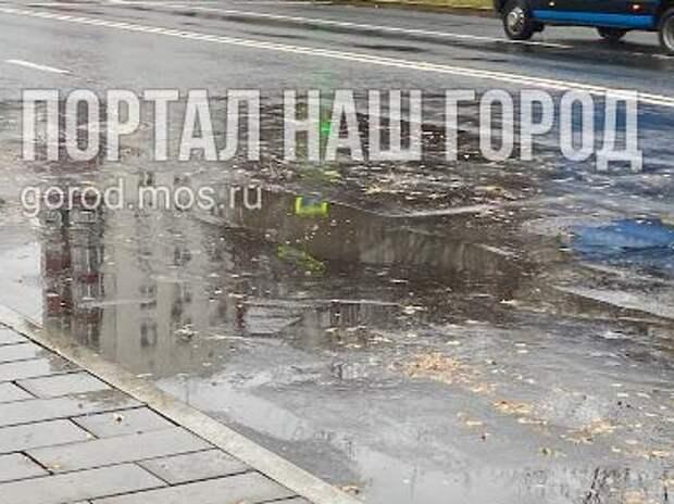 Дорогу на проспекте Маршала Жукова отремонтировали после просьбы жителя