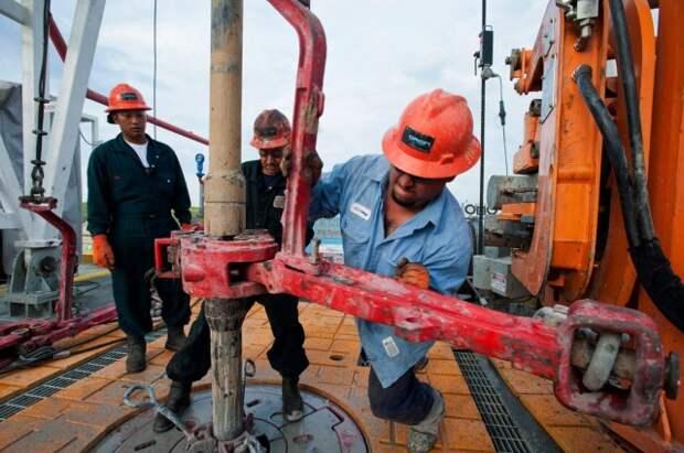 Нефтяники США начинают приходить в себя после морозов