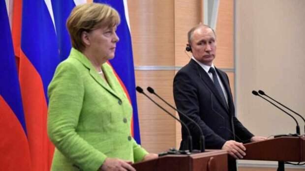 Уйти по-немецки – чего ожидать от встречи Меркель с Путиным