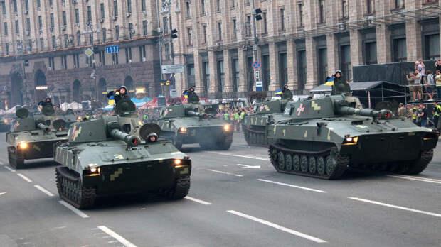 Киев провоцирует Москву на ответный удар