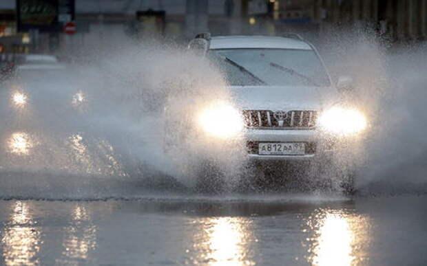 Москву зальет? Дождь 30 июня может стать сильнейшим за последние 94 года