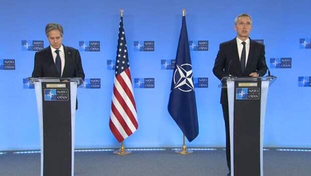 «В аэропорту Брюсселя принимали как спасителя»: В норвежской прессе госсекретаря США Блинкена назвали «новой суперзвездой НАТО»