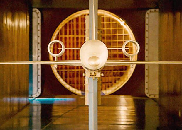 В Подмосковье испытали модель «тихого» самолета