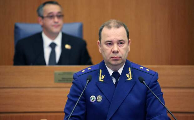 Как прокурор Москвы имущество скрывал