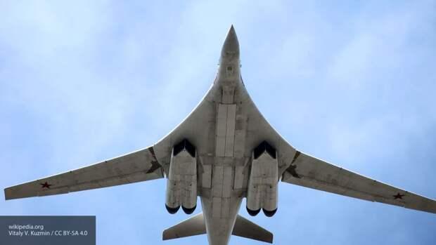 Заслуженный военный летчик РФ Попов рассказал о страхе США перед Ту-160