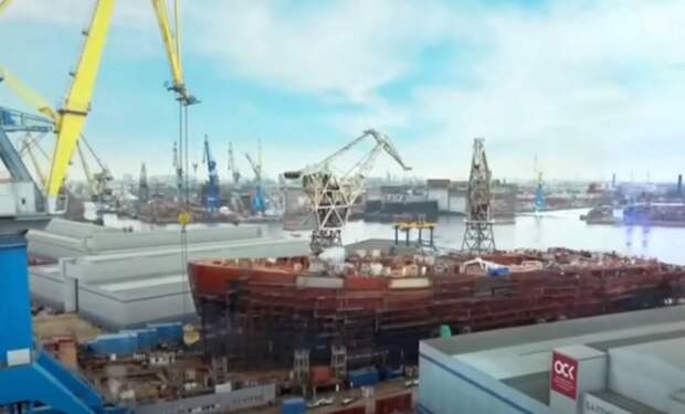 В ОСК озвучили планы по передаче ВМФ надводных и подводных кораблей
