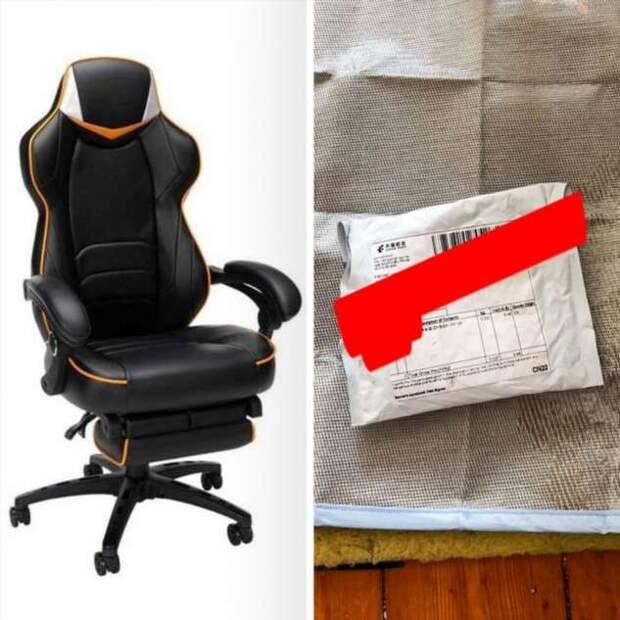 19 человек, которые больше никогда не будут заказывать себе мебель в интернете
