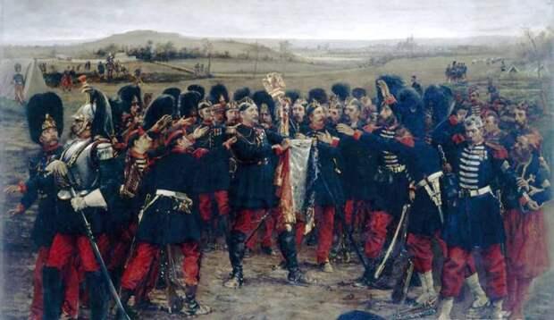 День национального позора. Как 200 тысяч французов сдались пруссакам