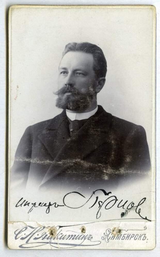 Выдающийся инженер П.Перцов.