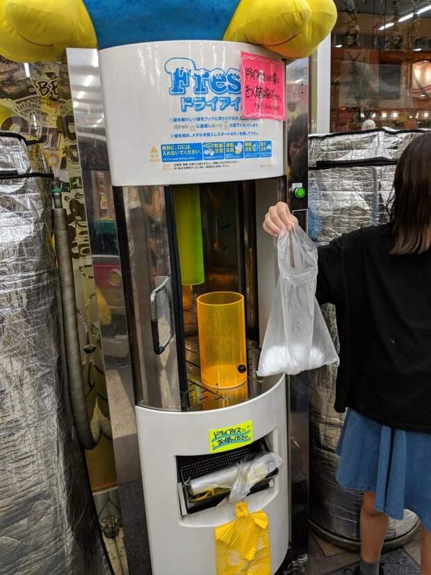 Удивительные вещи в Японии, которые мы сами хотели бы иметь