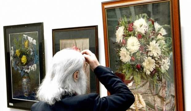 В Академии Сергея Андрияки пройдет выставка «Великие репинские ученики»