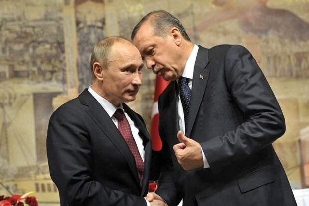 «Триумф Владимира Путина»: Турция передаст РФ секреты НАТО