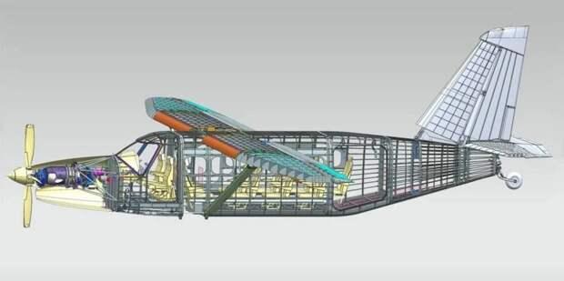 Самолет «Байкал» будут производить в Хабаровском крае
