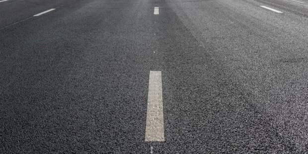 Основные работы на трассе Таганка – Липецкая завершат в 2021 году – Собянин