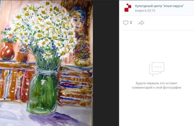 В культурном центре на улице Свободы пройдет выставка работ Алексея Комочева