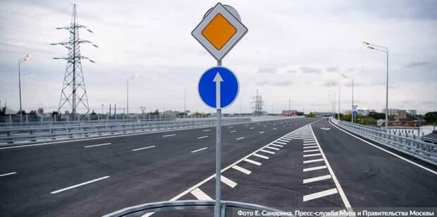 Глава стройкомплекса Москвы назвал главные проекты дорожного строительства. Фото: Е.Самарин, mos.ru