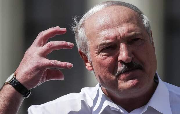 Лукашенко заявил, что если Белоруссия рухнет, следующей будет Россия