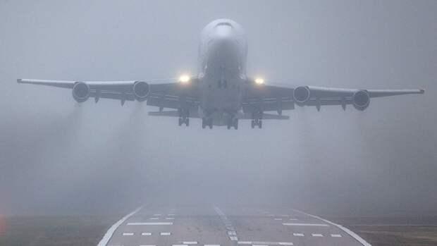Летевший из Минска в Анталью самолет подал сигнал тревоги над Белгородской областью