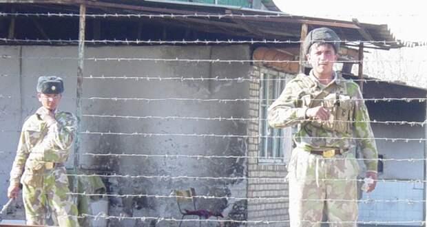 Силовики Таджикистана ударили по территории Киргизии из минометов и пулеметов