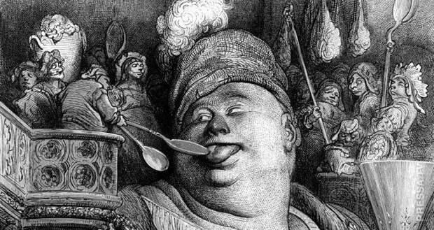 Таррар - самый известный обжора в истории