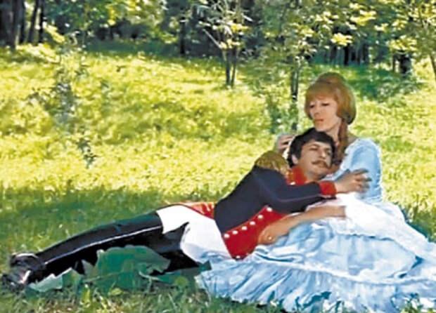 Кадр из фильма *Соломенная шляпка*, 1974   Фото: tele.ru