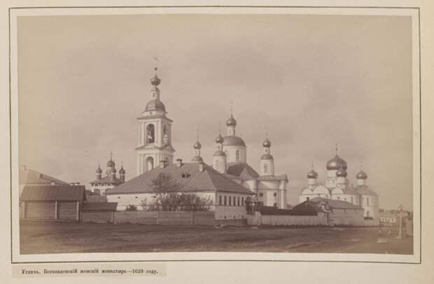 Hramy-goroda-Uglicha-v-starinnyh-foto 29