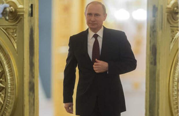 Путин: Россию не устроит миропорядок с одним безусловным лидером
