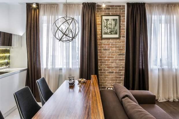 Шторы для гостиной: в чем изюминка интерьера? (66 фото)