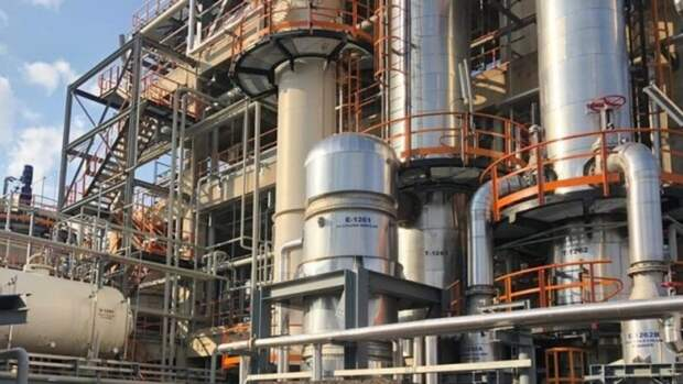 Заработала вторая очередь нефтехимического комплекса Тахт-Джамшид вИране