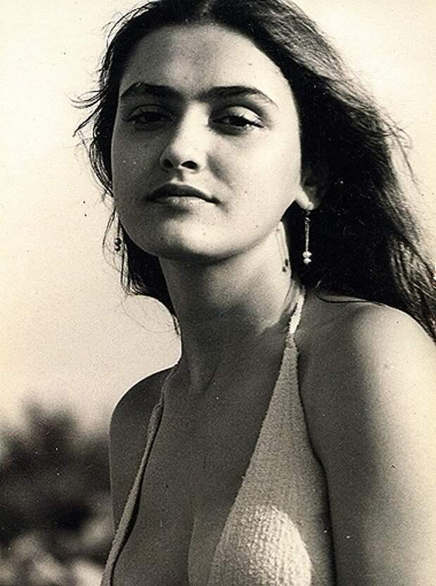 В 1986 году Ольга Сумская оканчивала 3-й курс театрального института. Фото из архива Сумской.