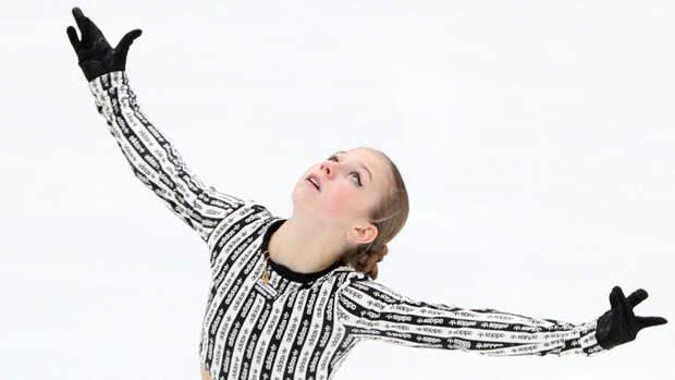 Фигуристка Трусова победила на втором этапе Кубка России