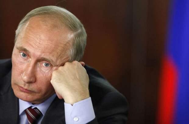 Извини, Путин. Российская экономика обречена