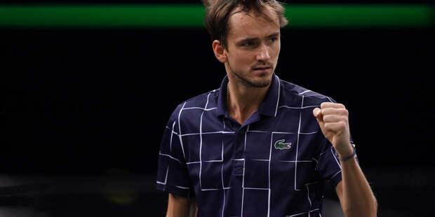 Кто выиграл турнир серии «Мастерс» в Париже?