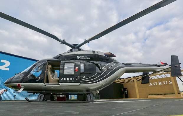 Когда состоится первая поставка вертолетов «Ансат» для VIP-персон