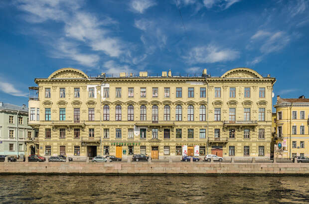 Набережная реки Фонтанки, 24 (Дом Безобразовых), Санкт-Петербург.jpg