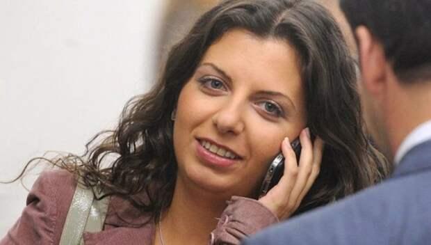 Маргарита Симоньян сообщила об очередной беременности