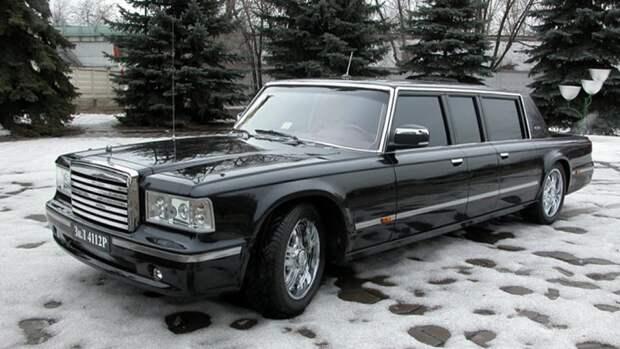 Советский лимузин ЗИЛ продают в США за 14 млн рублей