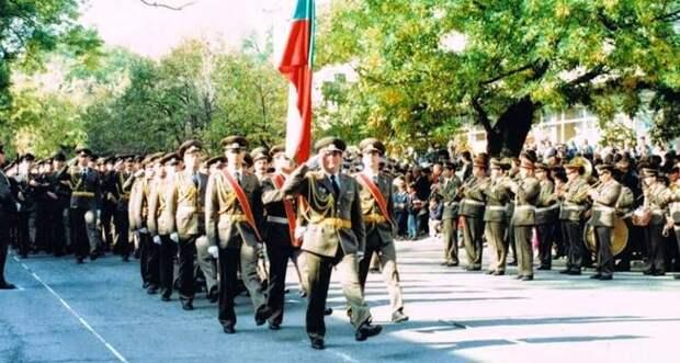 Самая слабая армия Организации Варшавского договора