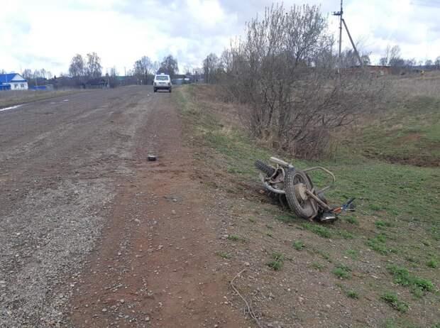 Две аварии с подростками за рулем произошли в Удмуртии с начала мая