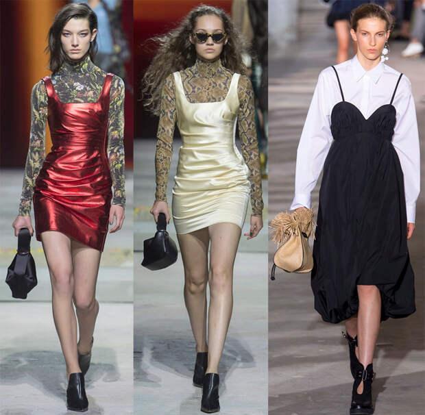 Сарафаны на лето 2018 и модные тенденции