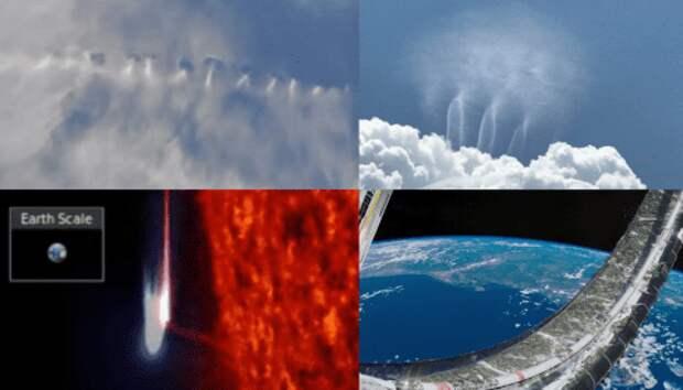 В ожидании мировой катастрофы НЛО строят Элизиум для элит?