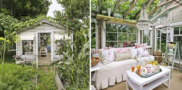 Идеи облагораживания садового участка