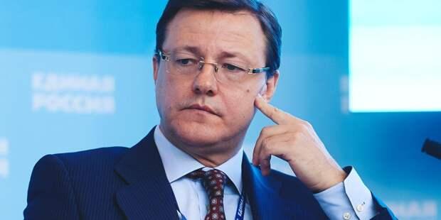 Дмитрий Азаров «дает» по газам